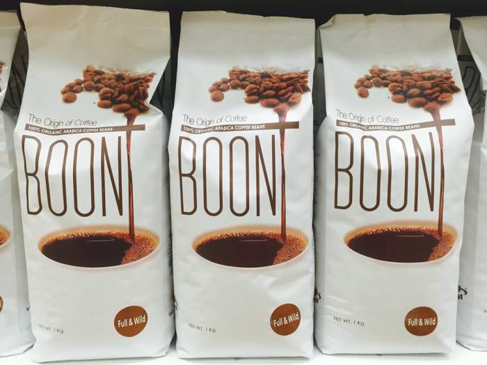 Photo Credit: Boon Coffee