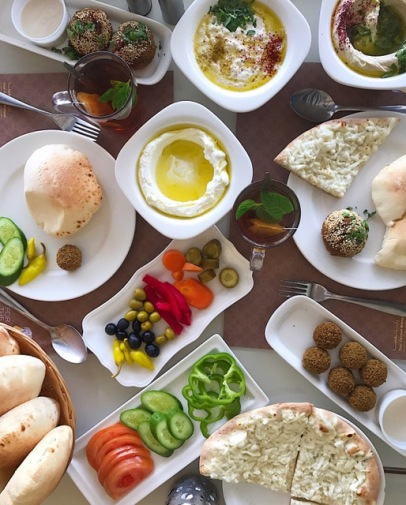 Breakfast at Kalha