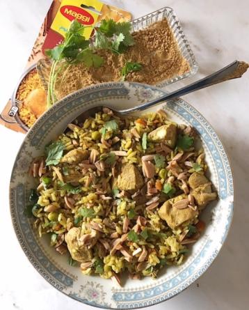 Homemade Kabseh